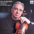 【サイン入り】シュムスキーのイザイ/無伴奏ヴァイオリンソナタ集    英NIMBUS 2947 LP レコード