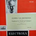 【独最初期盤】フルトヴェングラーのベートーヴェン/交響曲第3番「英雄」    独ELECTROLA 2947 LP レコード