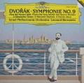 バーンスタインのドヴォルザーク/交響曲第9番「新世界より」ほか    独DGG 2947 LP レコード