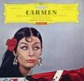 【オリジナル盤】フリッチャイのビゼー/「カルメン」抜粋    独DGG 2947 LP レコード