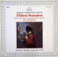 【未開封】ニコレ&リヒターのバッハ/フルートとチェンバロのためのソナタ集  vo.1    独ARCHIV 2947 LP レコード