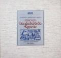 【テストプレス】リヒターのバッハ/ブランデンブルク協奏曲全曲    独ARCHIV 2947 LP レコード