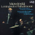 ムラヴィンスキーの1978年ウィーン芸術週間ライヴ    独eurodisc 2947 LP レコード