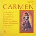 【ソリアシリーズ】カラヤンのビゼー/歌劇「カルメン」全曲    独RCA 2947 LP レコード