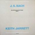 キース・ジャレットのバッハ/平均律クラヴィーア曲集第1巻    独ECM 2947 LP レコード