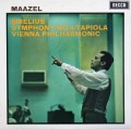 【オリジナル盤&サイン入り】マゼールのシベリウス/交響曲第4番ほか    英DECCA 2948 LP レコード