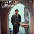 アルヴァの「アイ・アイ・アイ」〜スペインと南米の歌曲集    英DECCA 2948 LP レコード