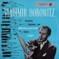 ホロヴィッツのメンデルスゾーン&リスト/ピアノ作品集    独RCA 2948 LP レコード