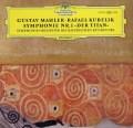 【テストプレス】クーベリックのマーラー/交響曲第1番「巨人」    独DGG 2948 LP レコード