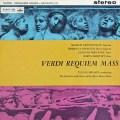 【オリジナル盤】セラフィンのヴェルディ/「レクイエム」    英HMV 2948 LP レコード