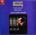 【オリジナル盤】ジュリーニのモーツァルト/「レクイエム」    英EMI 2948 LP レコード