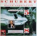 ノリントンのシューベルト/交響曲第5番    独EMI 2948 LP レコード