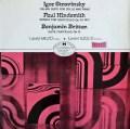 メゼーのストラヴィンスキー、ヒンデミット&ブリテン/チェロ作品集    ハンガリーHUNGAROTON 2948 LP レコード