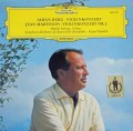 シェリング&クーベリックのベルク/ヴァイオリン協奏曲ほか    独DGG 2949 LP レコード