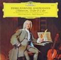 フルニエ&バウムガルトナーのハイドン/チェロ協奏曲第1&2番    独DGG 2949 LP レコード