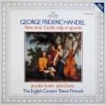 ピノックのヘンデル/「風よ静まれ」&「チェチーリアよ、眼差しを向けたまえ」    独ARCHIV 2949 LP レコード