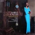 カラス/オペラアリア集    独EMI 2949 LP レコード