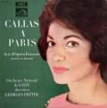 「パリのカラス」フランスオペラのアリア集    仏EMI 2949 LP レコード