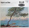 モントゥーのラヴェル/バレエ音楽「ダフニスとクロエ」   独DECCA 2949 LP レコード