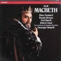シノーポリのヴェルディ/「マクベス」全曲   蘭PHILIPS 2949 LP レコード