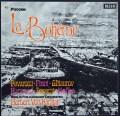 カラヤンのプッチーニ/「ボエーム」全曲   独DECCA 2949 LP レコード