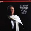 アラウのベートーヴェン/ピアノソナタ第4&7番   蘭PHILIPS 2950 LP レコード