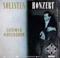 ヘルシャーの「ソロ・コンサート」vol.4     独TELEFUNKEN 2950 LP レコード