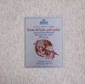 メルクス&ドレフュスのバッハ/ヴァイオリンソナタ集     独ARCHIV 2950 LP レコード