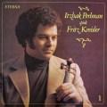 パールマンのクライスラー/ヴァイオリン作品集 vol.1     独ETERNA 2950 LP レコード