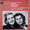 シュヴァルツコップ&ゼーフリートのデュエット集     仏EMI 2950 LP レコード