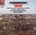 小澤のチャイコフスキー/序曲「1812年」ほか管弦楽曲集     独EMI 2950 LP レコード