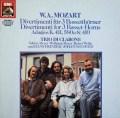 トリオ・ディ・クラローネのモーツァルト/管楽のためのディヴェルティメント     独EMI 2950 LP レコード