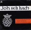 ラウテンバッハーのバッハ/無伴奏ヴァイオリンソナタ&パルティータ第1番     独MUSICAPHON 2950 LP レコード