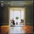 ジュリアード四重奏団のベートーヴェン/後期弦楽四重奏曲集     独CBS 2950 LP レコード