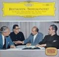 【ドイツ最初期盤】アンダ、シュナイダーハン、フルニエ&フリッチャイらのベートーヴェン/三重協奏曲 独DGG 2996 LP レコード