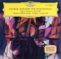 フルニエ&セルのドヴォルザーク/チェロ協奏曲  独DGG 2996 LP レコード