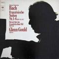 グールドのバッハ/フランス組曲ほか  独CBS 2996 LP レコード