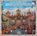 未開封:プレストン&ピノックのヘンデル/オルガン協奏曲集  独ARCHIV 2996 LP レコード