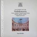 シュレーダーのルクレール/ヴァイオリン協奏曲集  独TELEFUNKEN 2996 LP レコード