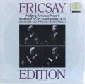 フリッチャイ&ハスキルのモーツァルト/交響曲第29番&ピアノ協奏曲第20番  独DGG 2997 LP レコード