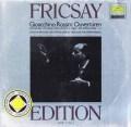 フリッチャイのロッシーニ/序曲集  独DGG 2997 LP レコード
