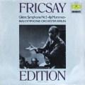フリッチャイのグリエール/交響曲第3番「イリヤー・ムーロメツ」  独DGG 2997 LP レコード