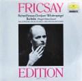 フリッチャイのR.シュトラウス/交響詩「ドン・ファン」、「ティル」ほか  独DGG 2997 LP レコード
