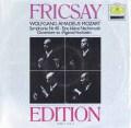 フリッチャイのモーツァルト/交響曲第40番ほか  独DGG 2997 LP レコード