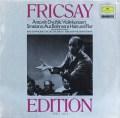 マルツィ&フリッチャイのドヴォルザーク/ヴァイオリン協奏曲  独DGG 2997 LP レコード