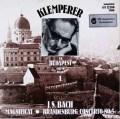 クレンペラーのバッハ/マニフィカトほか・イン・ブダペスト  ハンガリーHUNGAROTON 2997 LP レコード