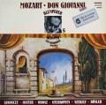 クレンペラーのモーツァルト/「ドン・ジョヴァンニ」抜粋・イン・ブダペスト  ハンガリーHUNGAROTON 2997 LP レコード