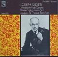 シゲティ&ビーチャムのメンデルスゾーン&プロコフィエフ/協奏曲集  英EMI(HMV) 2997 LP レコード