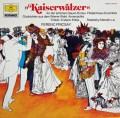 フリッチャイのJ.シュトラウス/ワルツ集  独DGG 2997 LP レコード