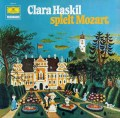ハスキルのモーツァルト/ピアノ協奏曲第13番ほか  独DGG 2997 LP レコード